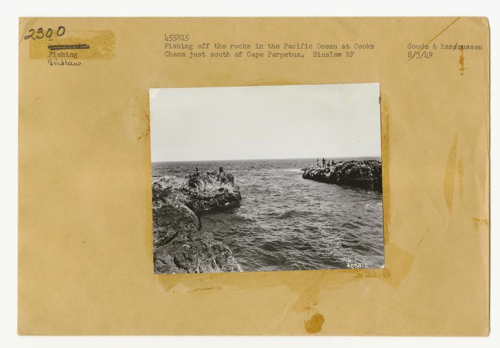 Scenery: Ocean Scenes