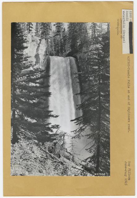 Scenery: Waterfalls