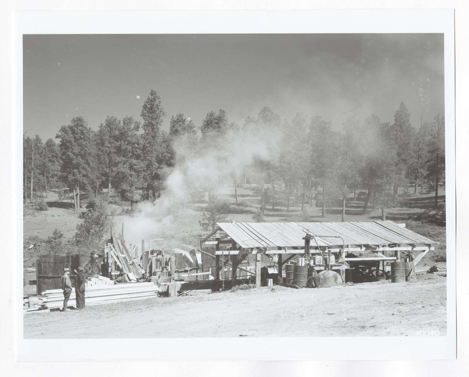 Small Sawmills (mold) - Colorado