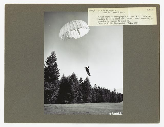 Smokejumpers: In Action - Montana