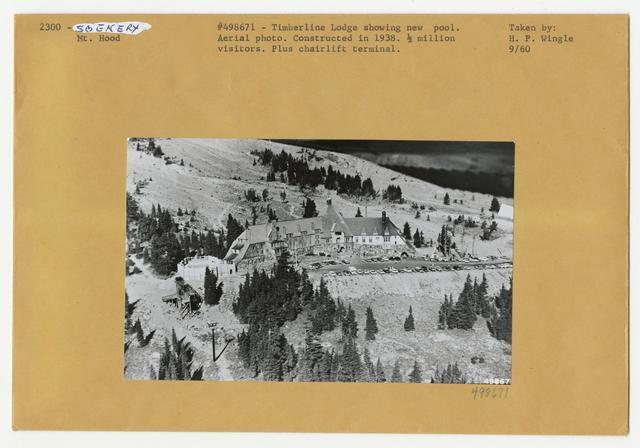 Timberline Lodge: WPA Project