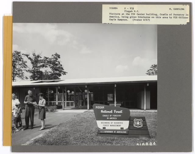 Visitor Information Services - North Carolina