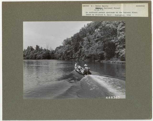 Water Sports - Missouri
