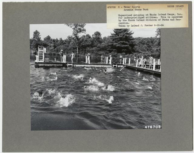 Water Sports - Rhode Island