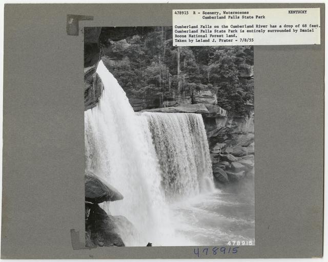 Waterfall Scenes - Kentucky