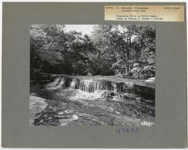 Waterfall Scenes - Rhode Island
