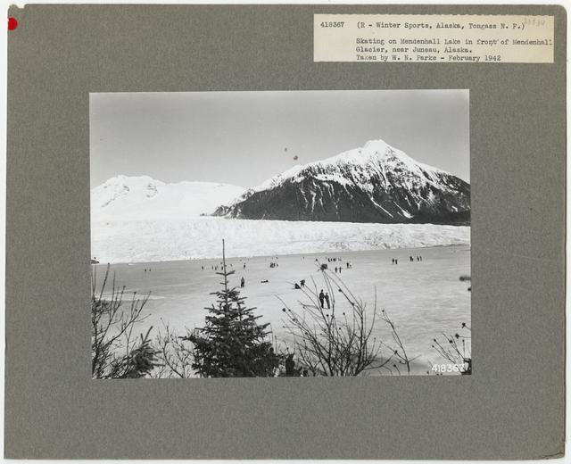 Winter Sports - Alaska