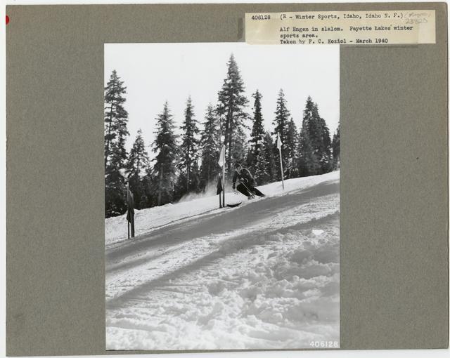 Winter Sports - Idaho