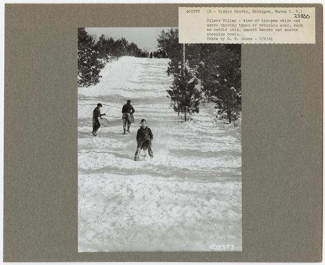 Winter Sports - Michigan
