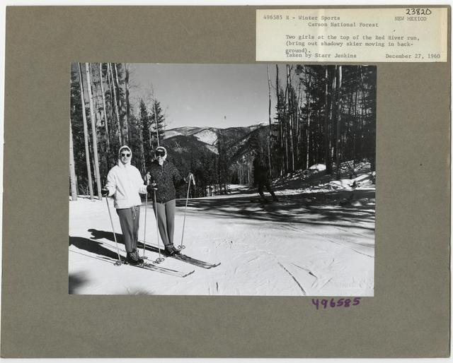 Winter Sports - New Mexico