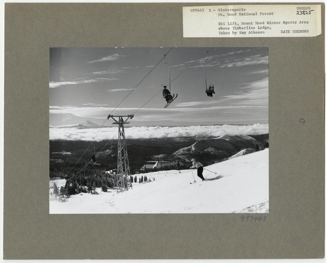 Winter Sports - Oregon