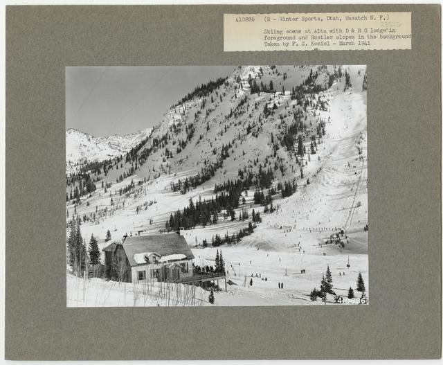 Winter Sports - Utah