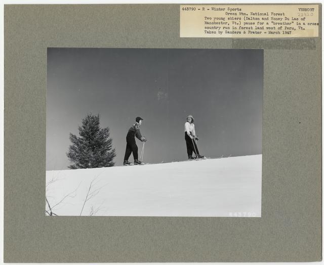 Winter Sports - Vermont