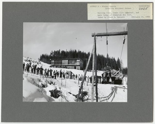 Winter Sports - Washington