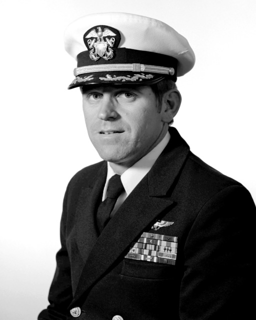 CDR Phillip W. Dickens, USN (covered)