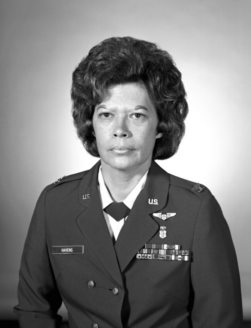COL Mary L. Havens, USAF (uncovered)