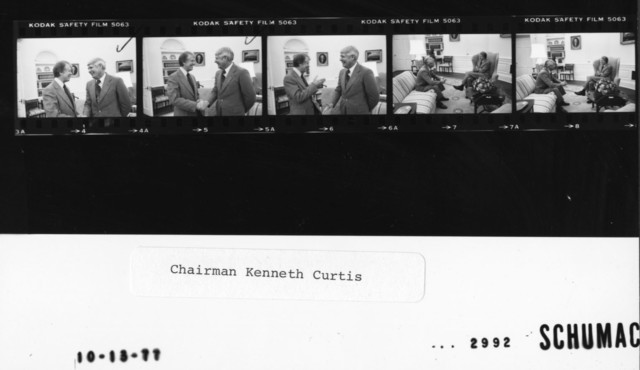 Chairman Kenneth Curtis