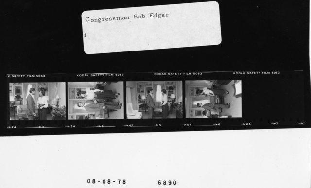 Congressman Bob Edgar