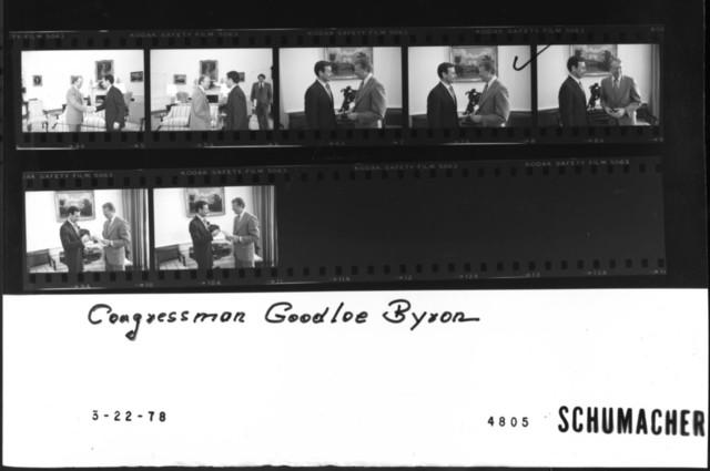 Congressman Goodloe Byron