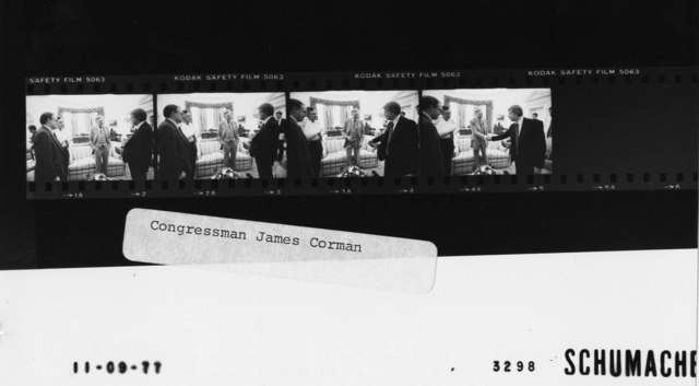 Congressman James Corman