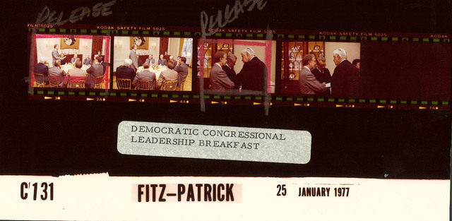 Democratic Congressional Leadership Breakfast