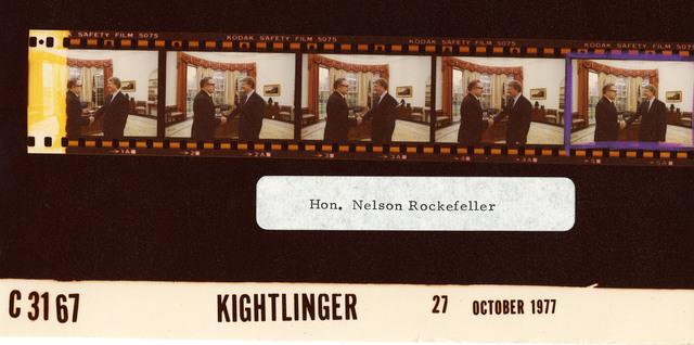 Hon. Nelson Rockefeller