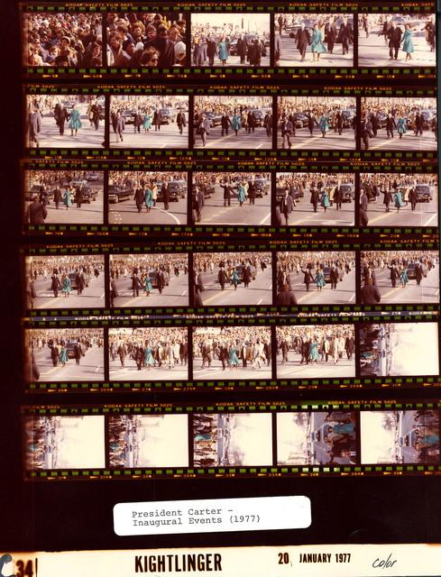 Inaugural Events 1977