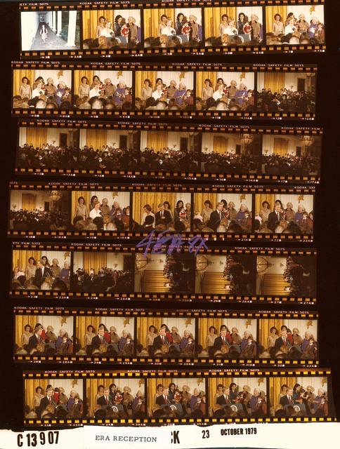 Jimmy Carter and Rosalynn Carter - ERA Reception
