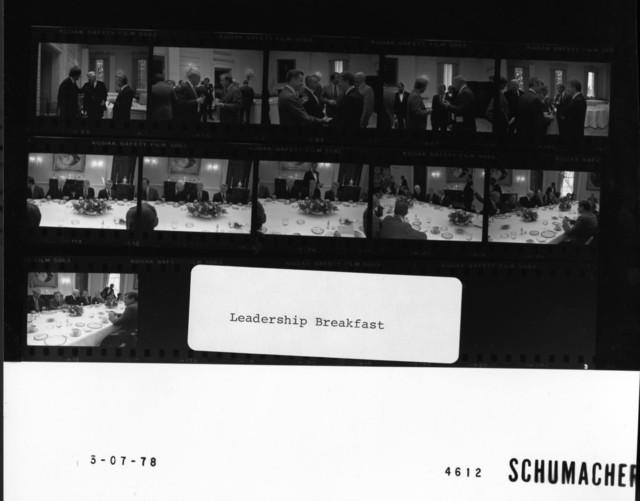 Leadership Breakfast