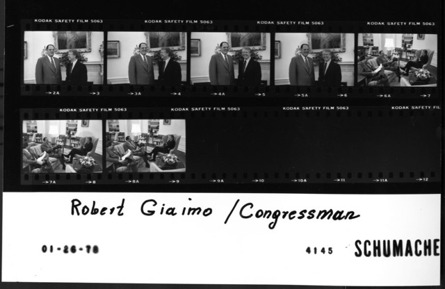 Robert Giaimo/Congressman