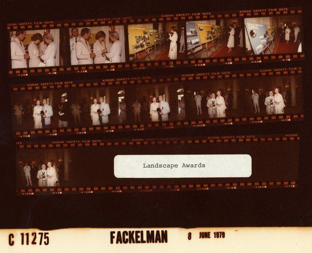 Rosalyn Carter - Landscape Awards