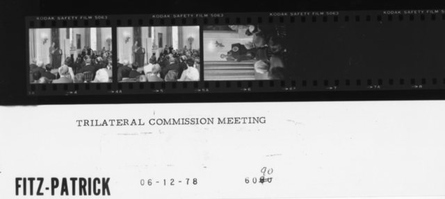 Trilateral Commission Meeting