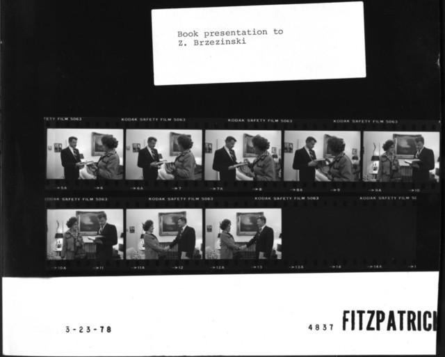 """Z. Brzezinski-Book Presentation, """"History of the Jews"""""""