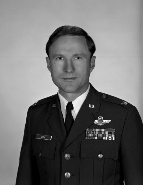COL William W. Lytle Jr., USAF (uncovered)