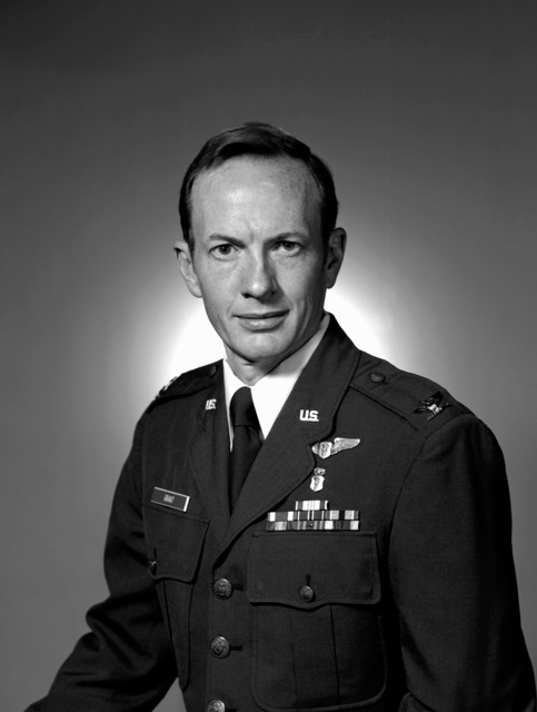 COL William H. Grant, USAF (uncovered)
