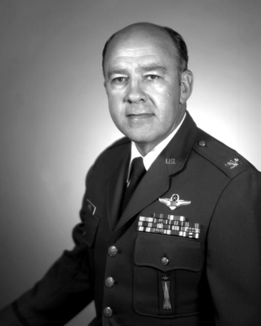 COL Joel D. Creel, USAF