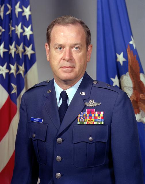 BGEN Craven C. Rogers Jr., USAF (uncovered)