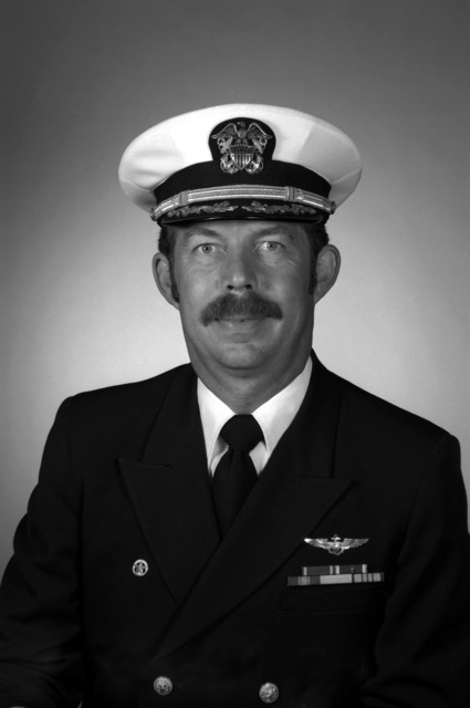 CDR Morris D. Newton, USN (covered)
