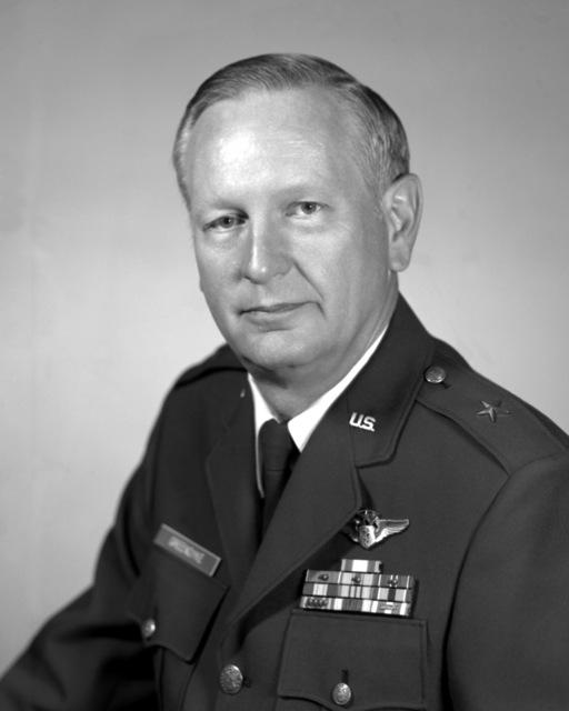 BGEN William H. Greendyke, USAF