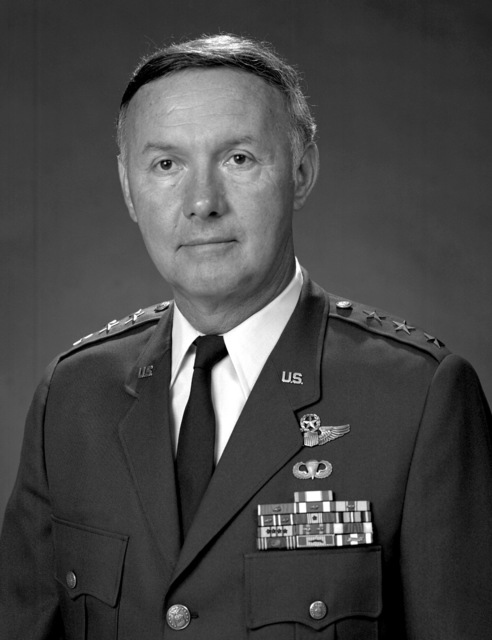 BGEN Charles B. Jiggetts, USAF (uncovered)
