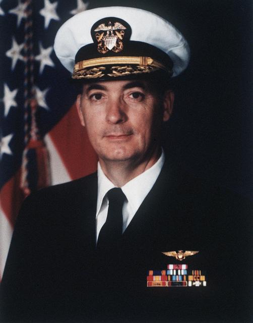RADM Ronald E. Narmi, USN (covered)