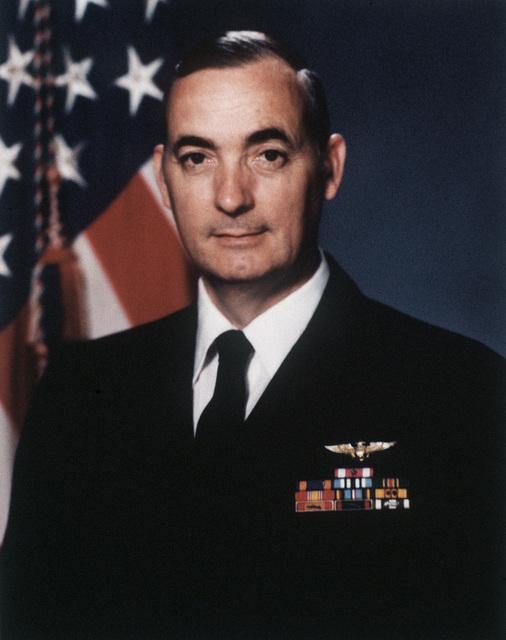 RADM Ronald E. Narmi, USN (uncovered)