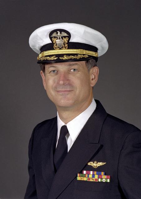 CDR Ernest L. Lewis, USN