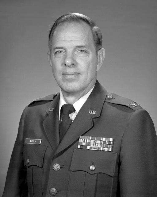 COL Jerome C. Goodrich, USAF