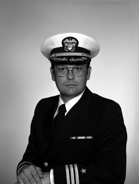 CDR John Nickolas Betzold, USNR (Ret) (covered)