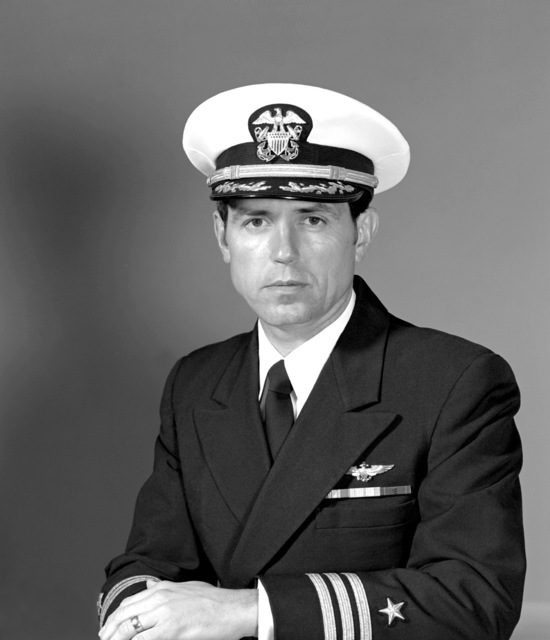 CDR William G. Reeve, USN (covered)