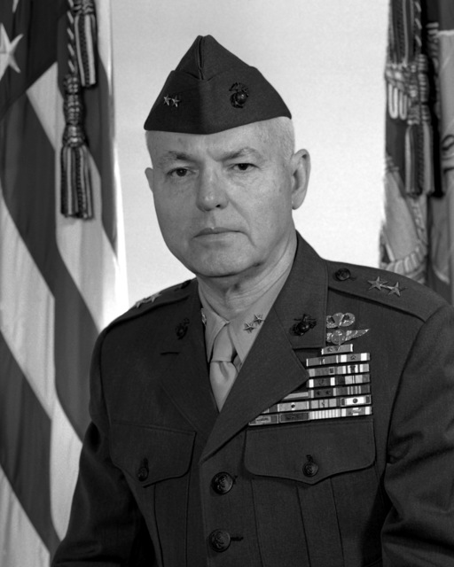 MAJ. GEN. Alfred M. Gray, Jr., USMC (covered)