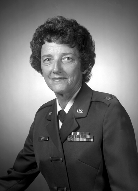 COL Annie A. Jervey, USAF (uncovered)