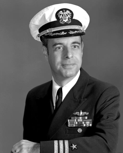 CDR R.T. Sloane, USN (covered)