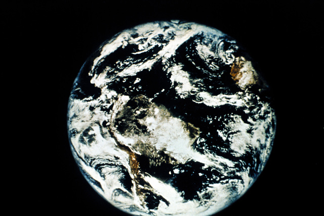 A view of the earth
